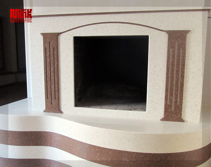 Столешницы из искусственного камня для кухни 187